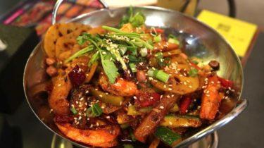 重庆烤鱼 チャイナタウンで食べる、魅惑の四川料理バイキング